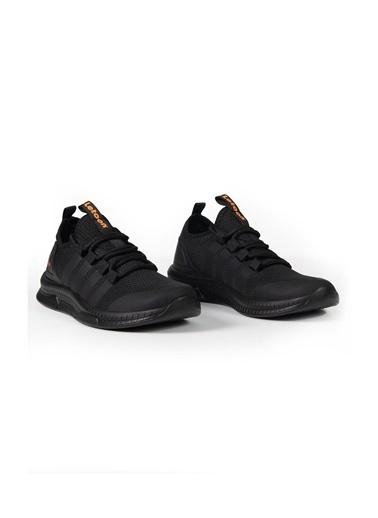 Letoon 2104 Unısex Spor Ayakkabı Siyah